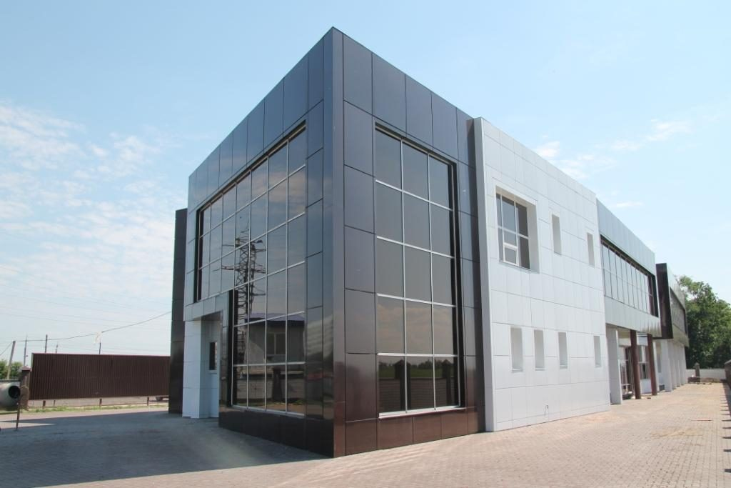 commercial siding in Toronto