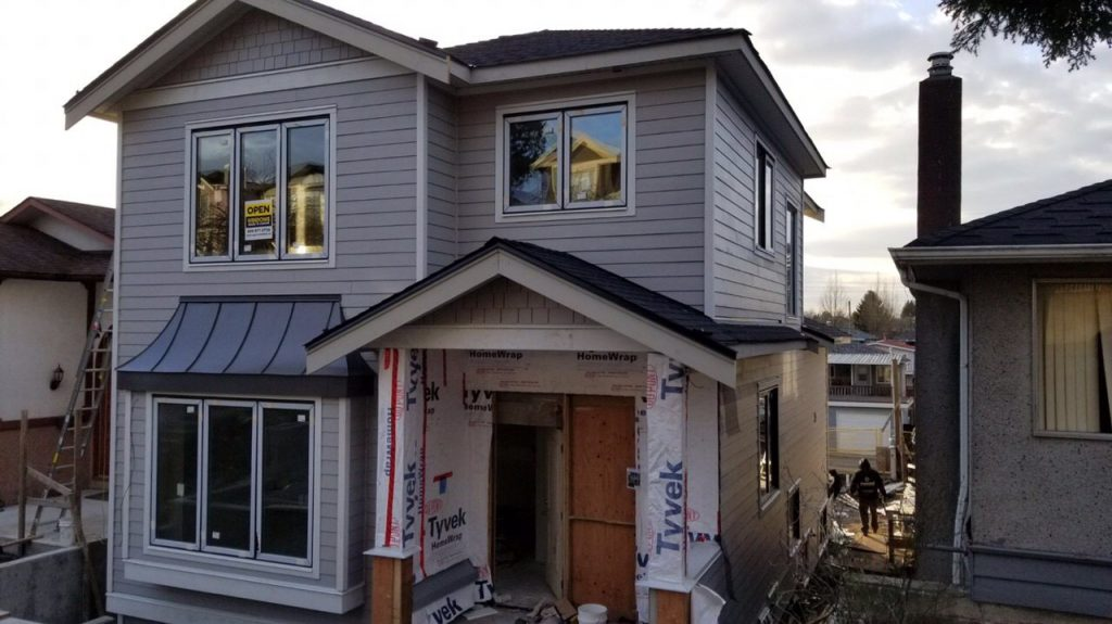 House siding repair